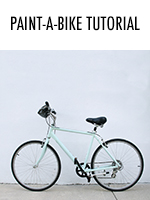 Make sure your ride is just as stylish as you are by giving it a fresh paint job