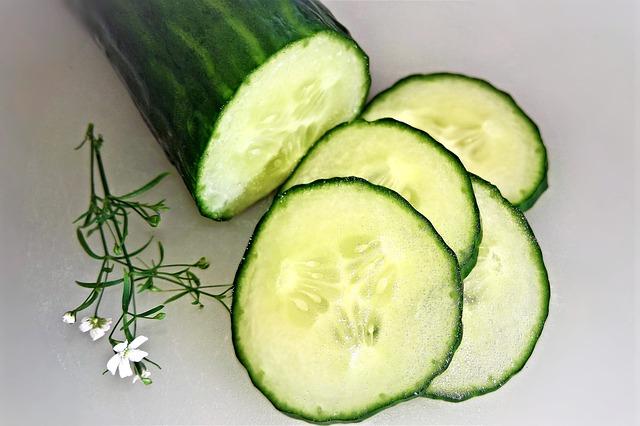 Benefits of Cucumber Masks for Facial Skin
