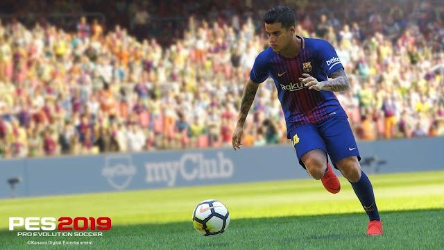 Imagem Pro Evolution Soccer 2019 PC