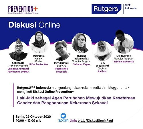 diskusi online
