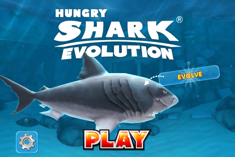 Hungry shark evolution v4 4 0 apk android game review