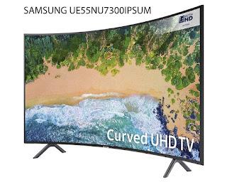 Samsung UE55NU7300 TV deal