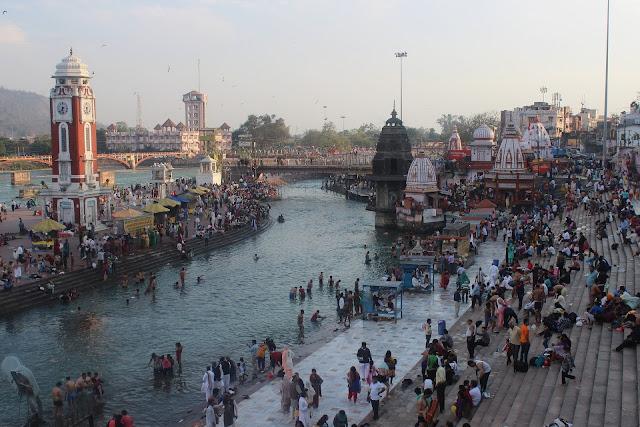 story of ganga river in hindi