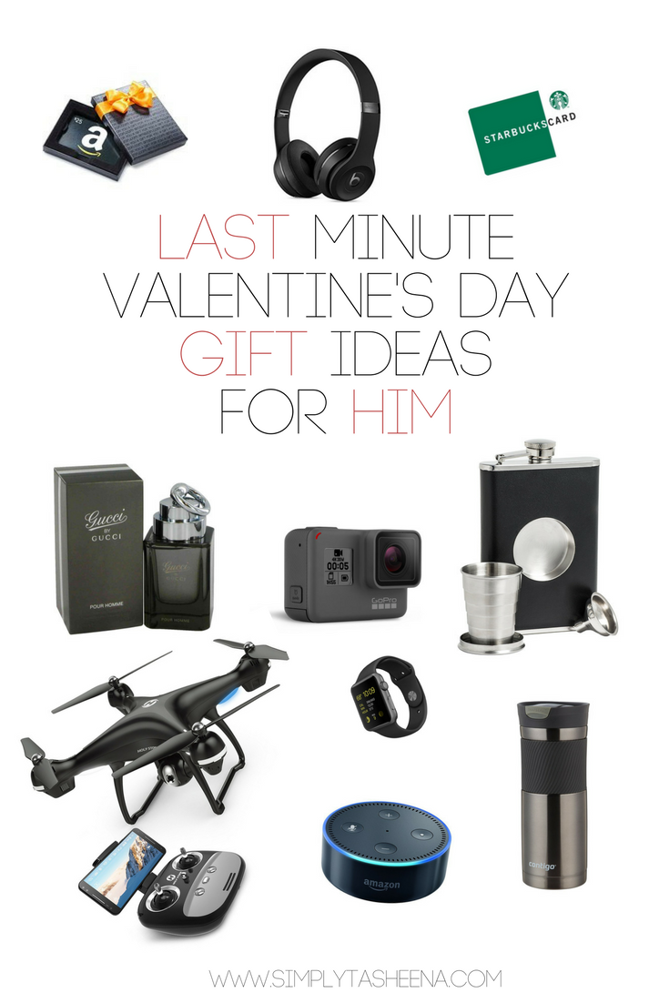 Last Minute Valentine S Day Gift Ideas For Him Simply Tasheena