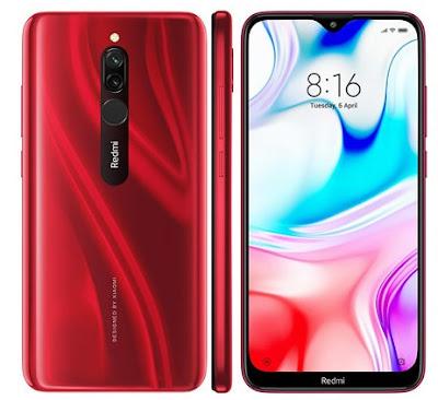 مواصفات و مميزات شاومي ريدمي Xiaomi Redmi 8 مواصفات شاومي ريدمي Xiaomi Redmi 8 شاومي ريدمي Xiaomi Redmi 8   الإصدارات: M1908C3IC, MZB8255IN مواصفات و سعر موبايل شاومي ريدمي Xiaomi Redmi 8 - هاتف/جوال/تليفون شاومي ريدمي Xiaomi Redmi 8