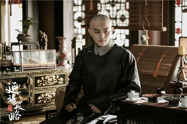 ฟู่เหิง (สวีข่าย) @ Story of Yanxi Palace เล่ห์รักตําหนักเหยียนสี่ (เล่ห์รักวังต้องห้าม: 延禧攻略)