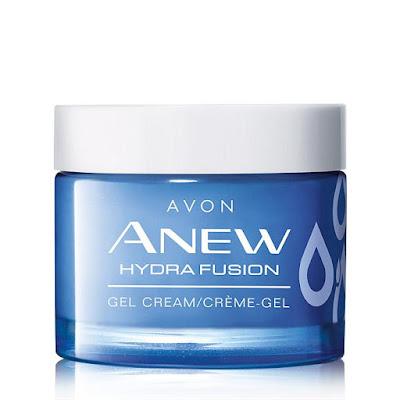 Avon Catalog 18 2019 Anew Hydra Fusion Gel