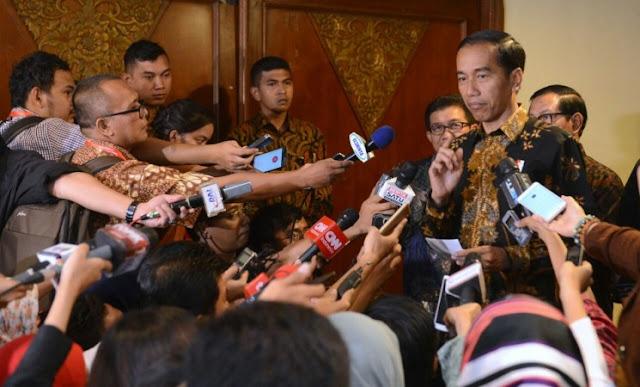 Pernyataan Keras Presiden Joko Widodo Tentang Aksi Unjuk Rasa Tanggal 4 November 2016