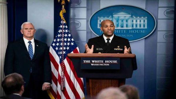 Autoridad de salud de EE.UU. advierte que el país vivirá su peor semana por Covid-19