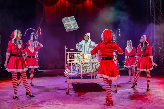 Hyde Park's Winter Wonderland Zippos Christmas Circus 2019