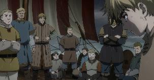 Vinland Saga Episodio 06