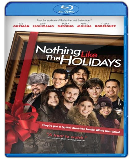 Nothing Like the Holidays (2008) 1080p HD Latino