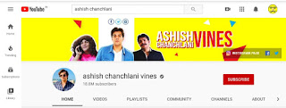 No.3 Youtube Channel of india