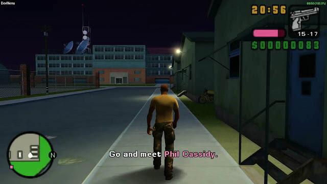 تحميل لعبه جاتا gta vice city Stories مجانا بدون تسطيب