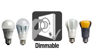 شراء لمبات LED قابلة للتخفيت