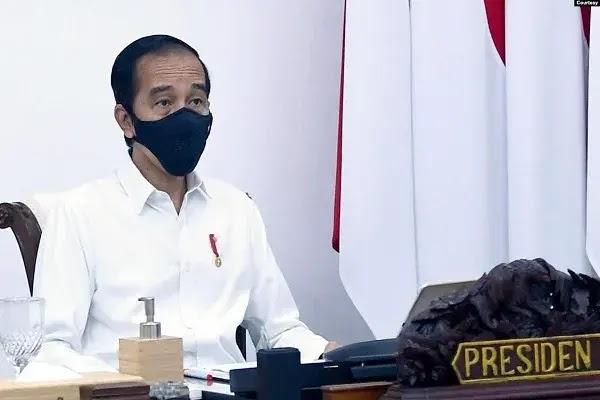 Presiden Jokowi Siapkan Perpres Vaksinasi Covid-19