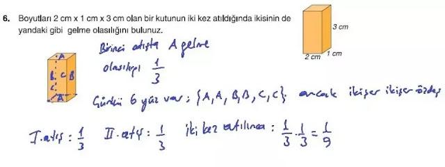10. Sınıf Matematik Tuna Yayınları Ders Kitabı 68. Sayfa Çözümleri