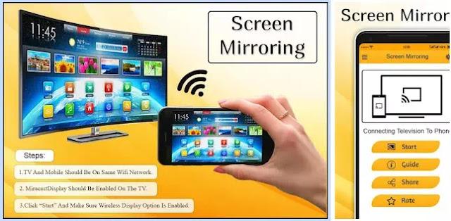 Aplikasi Untuk Menghubungkan Ponsel Android ke TV-5