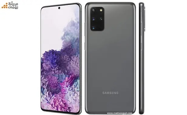 سعر ومواصفات سامسونج جالاكسي اس 20 بلس Samsung Galaxy S20 Plus