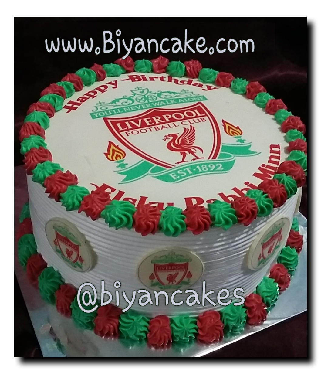 Cake Liverpoolo ~ Atik