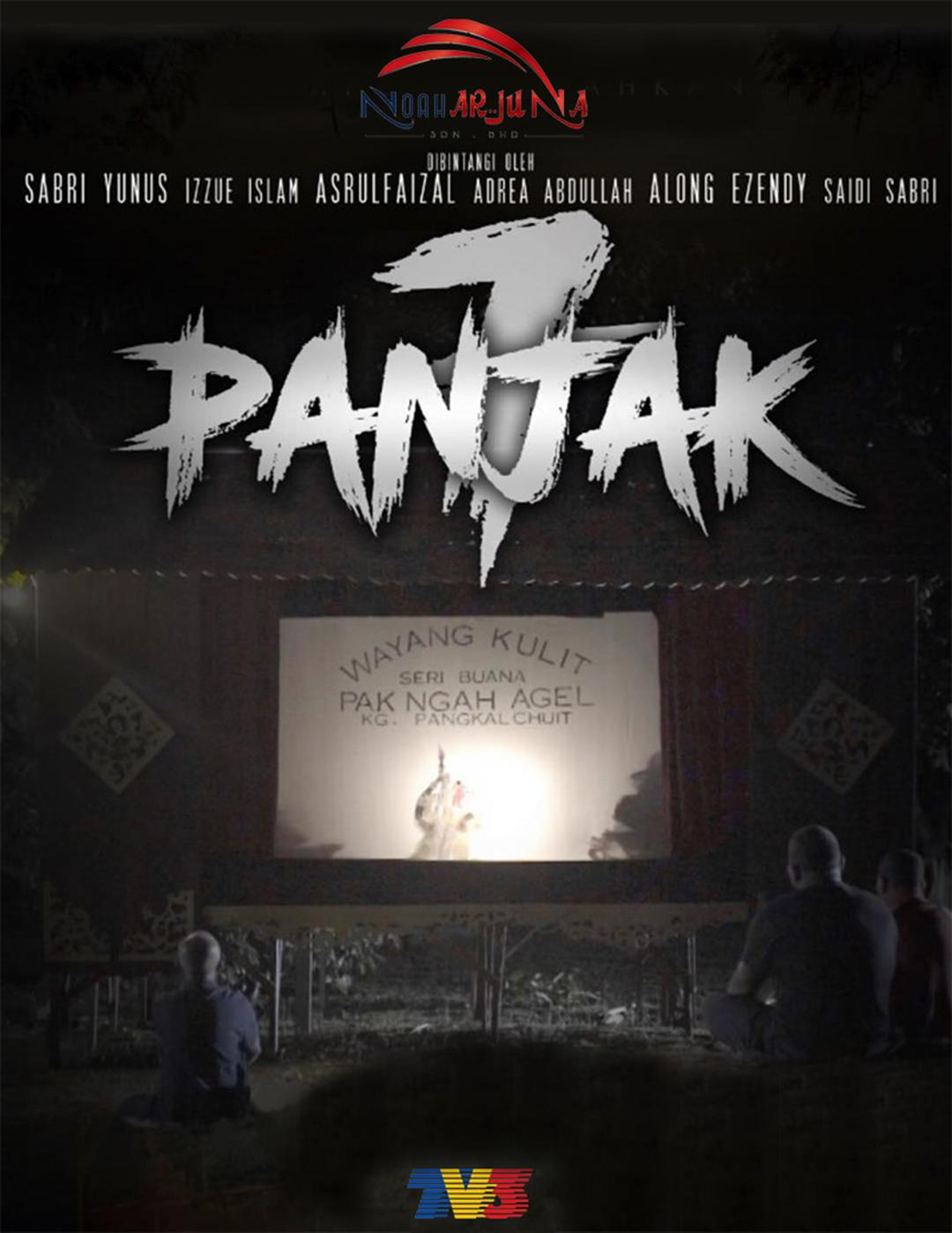 Telefilem Panjak 7 Cerekarama TV3