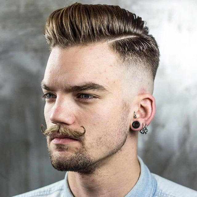 Diversión y halagos peinados hipster Imagen de cortes de pelo Ideas - Undercut: el peinado que sigue triunfando en la red
