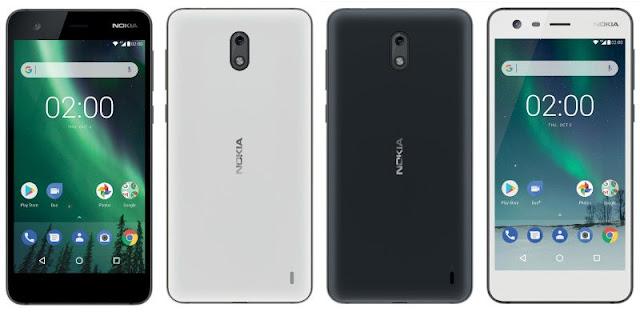nokia 2 dual sim android phone