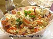 Šalát Coleslaw - recept