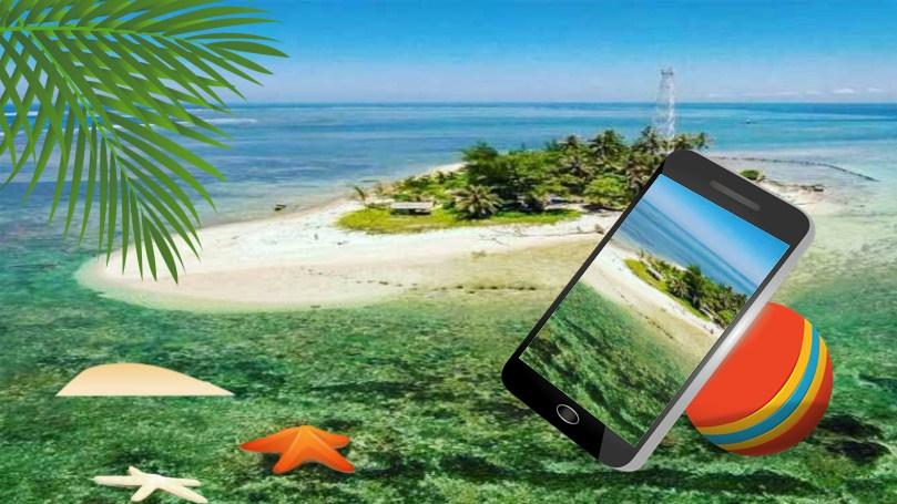 pulau tikus, pulau-tikus, pulau tikus bengkulu, pulau tikus di bengkulu, Pulau Tikus, Destinasi Popular di Bengkulu
