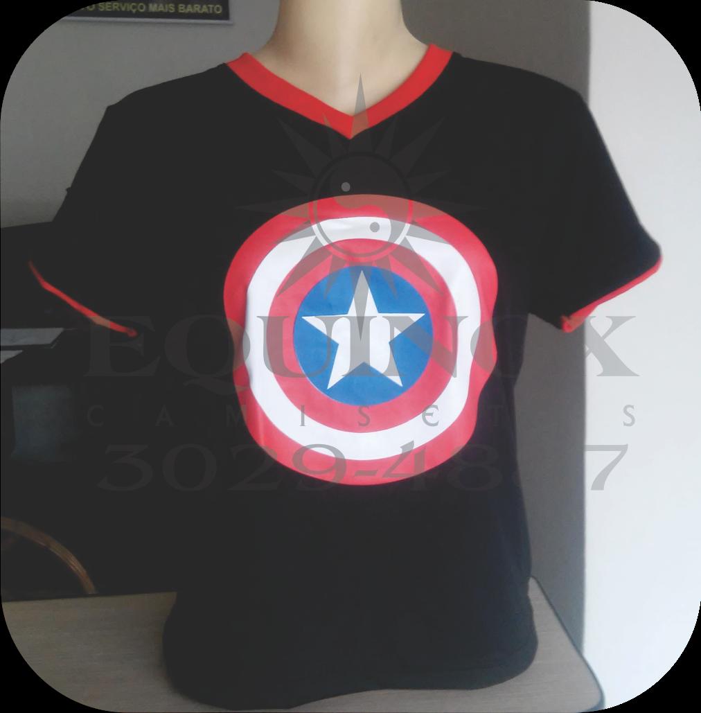 Formandos Capitão América. Postado por Equinox Camisetas ... aa83513a2da