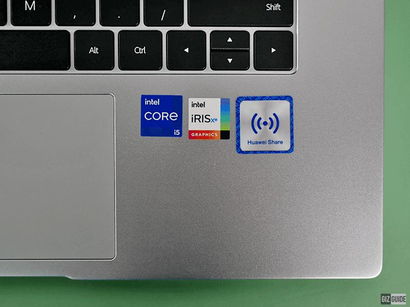 Huawei Share sticker