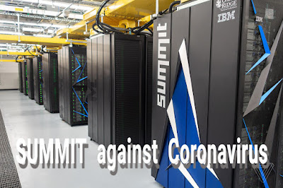 SUMMIT الفائق و المعروف بإسم IBM حاسوب