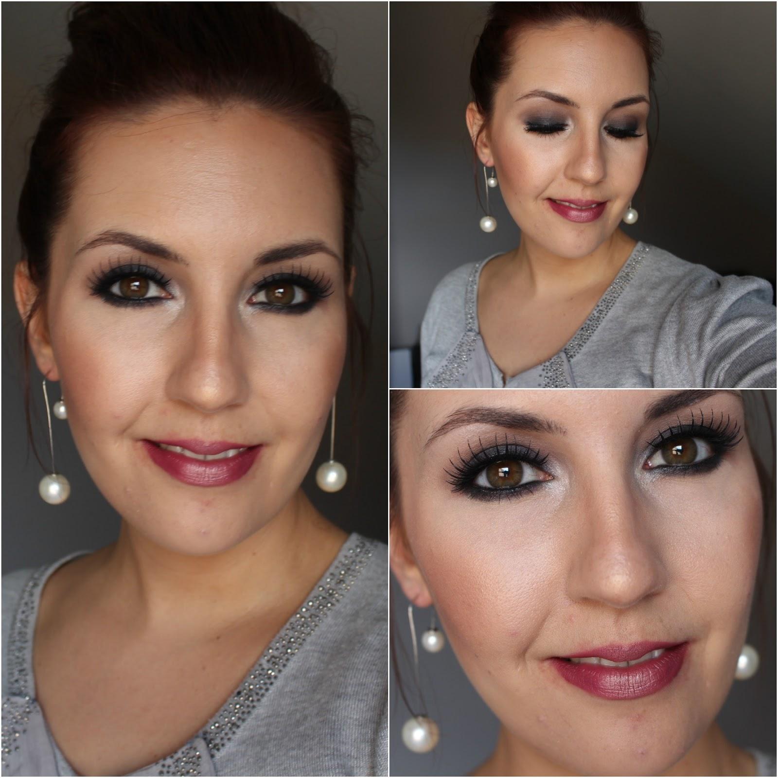 MakeUp Revolution make up look