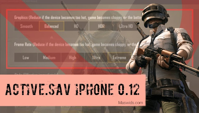 active.sav iphone pubg mobile