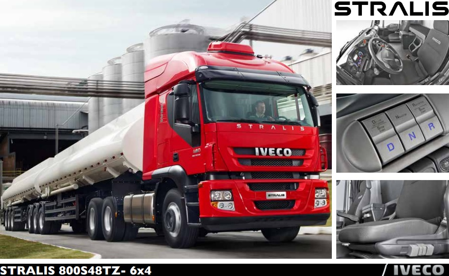 cami n argentino iveco stralis 800s48tz. Black Bedroom Furniture Sets. Home Design Ideas