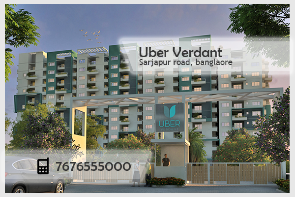 Mana Projects Uber Verdant Apartments For Sale In Sarjapur Road