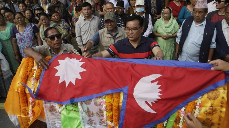 The march will end at Pashupathi Nath temple in Kathmandu on April 14.(