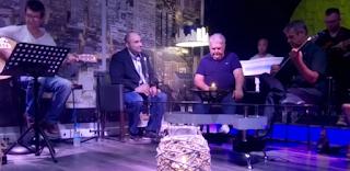 Η μεγάλη επιστροφή του Πασχάλη Τερζή μετά το σοβαρό πρόβλημα υγείας του (Βίντεο)