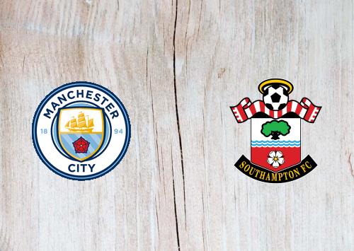 Manchester City vs Southampton -Highlights 10 March 2021