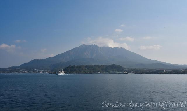 鹿兒島, 櫻島火山,