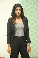 Actress Eesha Looks gorgeous in Blazer and T Shirt at Ami Tumi success meet ~  Exclusive 115.JPG