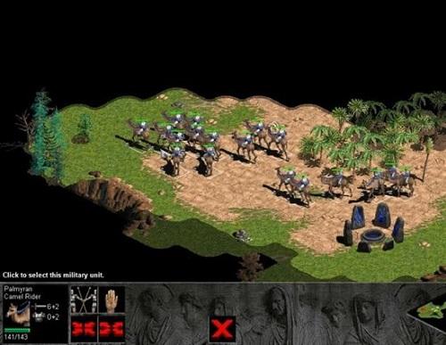 Palmyran là hệ quân có rất nhiều lợi thế