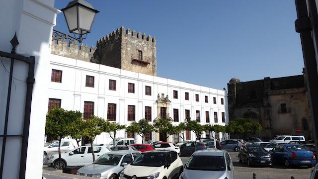 Ayuntamiento y Castillo - Arcos de la Frontera