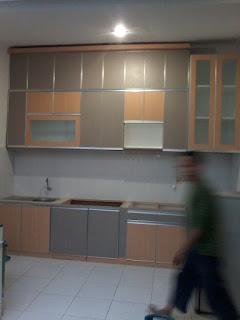 Kitchen set lippo cikarang
