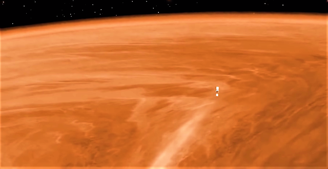 Nasa plans to send a spacecraft to study the hellish surface of Venus