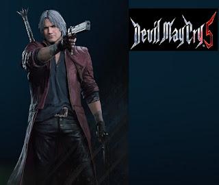 تحميل لعبة Devil May Cry 5 ديفل ماي كراي 5  الجديدة للكمبيوتر