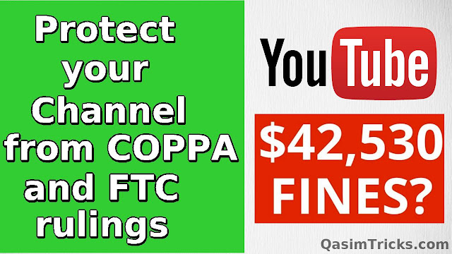 How to Protect your Youtube channel from COPPA and FTC rulings