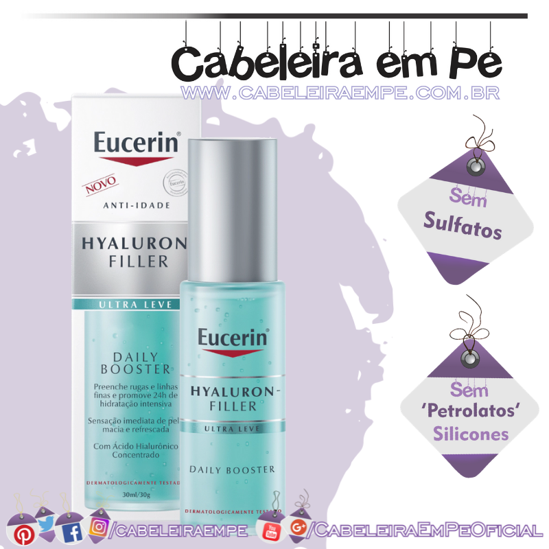 Hyaluron-Filler Daily Booster - Eucerin