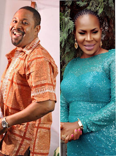 Fathia Balogun Missing At Her Ex-Husband, Saidi Balogun's 50th Birthday