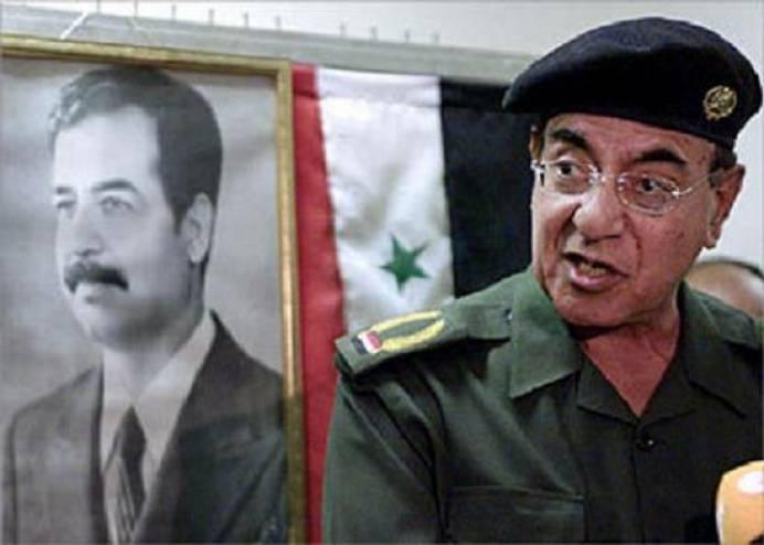 هل تذكرون محمد سعيد الصحاف اين هو الان وماذا حل به؟ وزير الخارجية والإعلام العراقي في عهد الرئيس صدام حسين والذي اشتهر بكلمة العلوج في وصف الامريكان